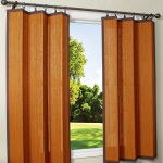 Cedar Bamboo Outdoor Curtain (40 x 63)