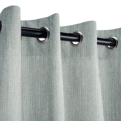 Sunbrella Cast Mist Outdoor Curtain