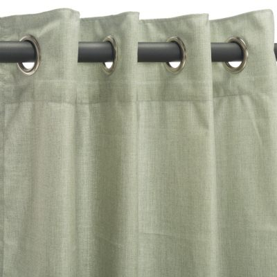 Sunbrella Cast Oasis Outdoor Curtain