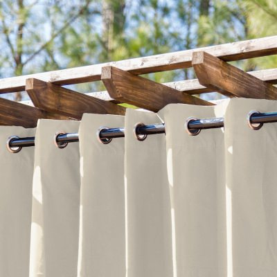 Tempotest Vanilla Extrawide Outdoor Curtain