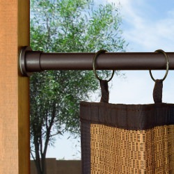 Spring Tension Rod Set - Bronze