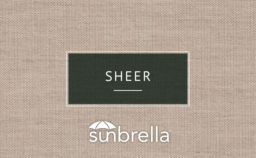 Collection : Sunbrella : Sheer
