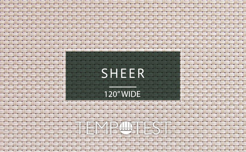 Collection : Tempotest : Sheer
