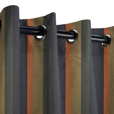 Sunbrella Gateway Aspen Outdoor Curtain