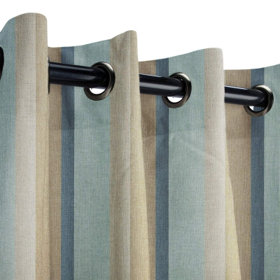 Sunbrella Gateway Mist Outdoor Curtain