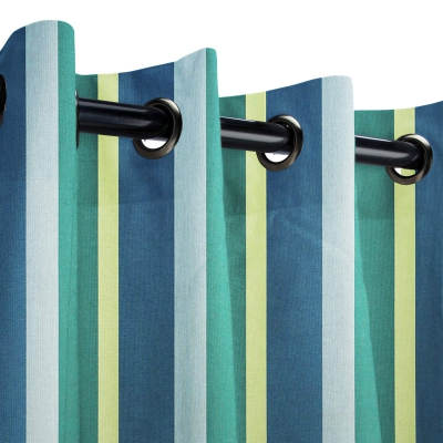Sunbrella Gateway Tropic Outdoor Curtain